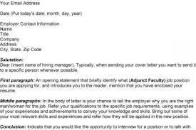 Adjunct Professor Resume   Sales   Professor   Lewesmr