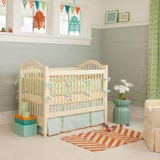 Rug For Baby Room Baby Bedroom Craft Ideas Brown Rounf Fur Rug Beside Beige Striped