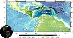 Tectonic Plate Map John Elliott U0027s Research