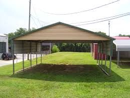 Carport Styles by Metal Carports Portable Steel Carports For Sale