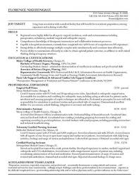 Resume Job Profile by Er Nurse Job Description Resume U2013 Resume Examples
