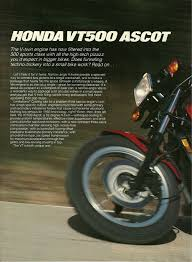 1983 honda vt500 photo and video reviews all moto net