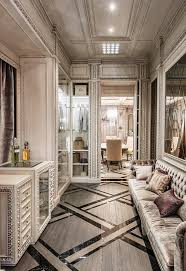 Home Decor And Interior Design by Neoclassical And Art Deco Features In Two Luxurious Interiors