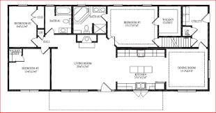 Custom Ranch Floor Plans Cool Design 6 Executive Ranch Style Homes Small Custom Homes Best
