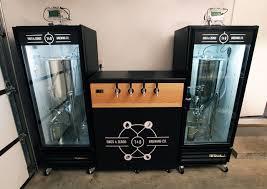 Homebrew Kegerator Brew Pi The Future Of Homebrew Fermentation American