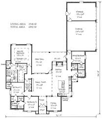 House Plans With 3 Car Garage by Meadowbrook Country French Home Plans Louisiana House Plans