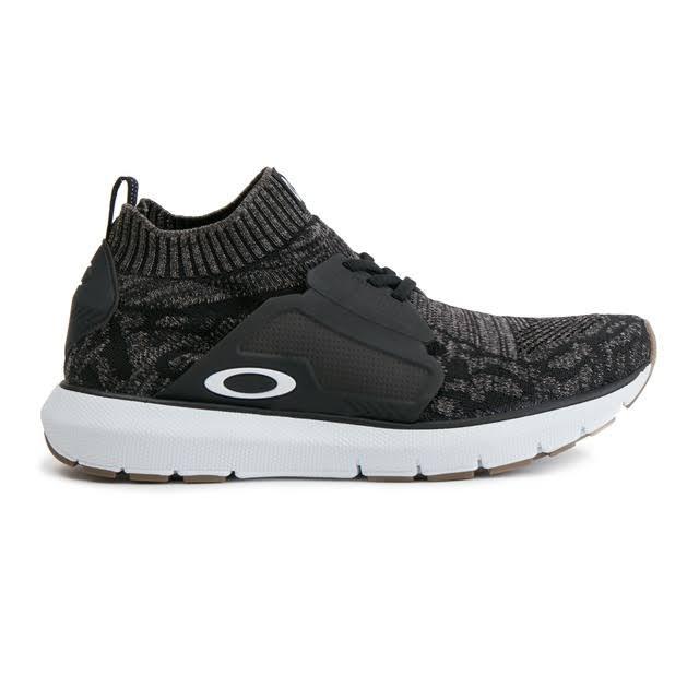 Oakley Stride Running Sneakers Jet Black 10 13548-01K-10
