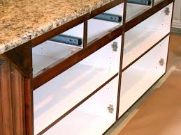 Parts Of Kitchen Cabinets Kitchen Cabinet Drawers Replacement Gallery Gyleshomes Com