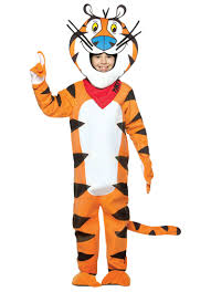 tiger halloween costumes 7 10 tony the tiger costume rasta imposta 4604 walmart com