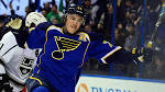Tj Oshie Blues Blue Jackets St Louis Blues Photo Galleries 17