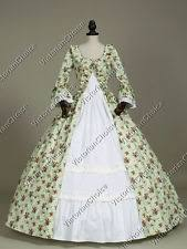 18th Century Halloween Costumes Women U0027s 18th Century Reenactment U0026 Theater Dress Costumes Ebay