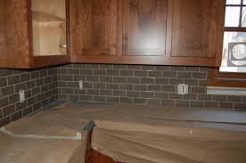 installing a glass tile backsplash how to install a glass tile