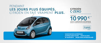 peugeot electric car citroen c zero and peugeot ion price drop in france push evs