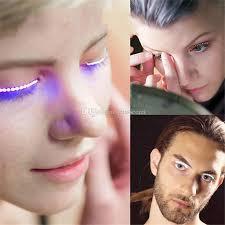 led lamp for false eyelashes luminous eyes party nightclub fashion