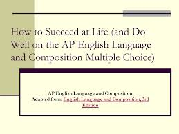 AP English Language and Composition Analysis Essay Free Response Advice  Exercise Handout
