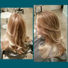 blonde hairpainting soft natural balayage u0027d highlights and tone