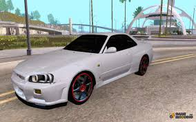 nissan skyline z tune price skyline r34 gt r v2 for gta san andreas
