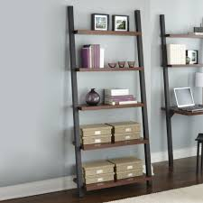how to decorate a leaning bookcase u2014 jen u0026 joes design