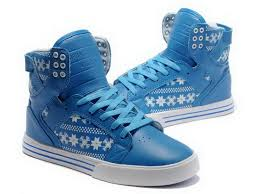 New Supra Price Chad Muska Skytop High Top Mens Light Blue White Shoes The Supra