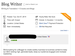 start a resume writing business jobs as a writer how elance writing jobs helped one writer earn how elance writing jobs helped one writer earn last year job ad