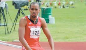 TTOC Trinidad and Tobago Olympic Committee T amp T quarter mile Machel Cedenio