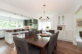 kitchen dining room paint small storage breakfast wood bar white