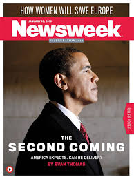 newsweek obama the second