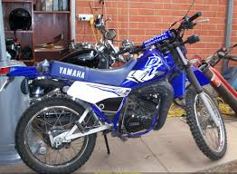 gallery of yamaha dt 175