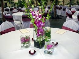 Flowers Home Decoration Modern Affordable Wedding Centerpieces Round Table Decoration