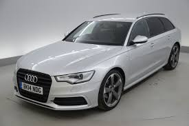 used audi a6 black edition manual cars for sale motors co uk