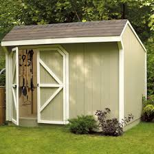 How To Build A Small Shed Step By Step by Design And Build A Foundation For Your Storage Shed 1 Rona