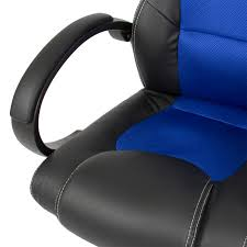 Walmart Office Chairs Best Choice Products Executive Racing Gaming Office Chair Pu