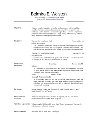 Resume Objectives Examples Use Them On Your Resume Tips happytom co resume  for business analyst in