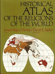 Religions Of The World Map by Historical Atlas Of The Religions Of The World David E Sopher