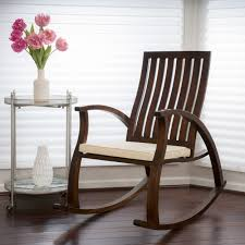 Rocking Chair Cusion Cushioned Rocking Chairs Concept Home U0026 Interior Design