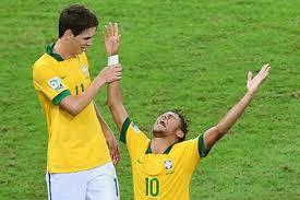 Pertandingan Brasil vs Spanyol Final Piala Konfederasi