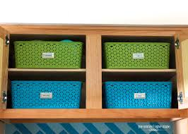 storage ideas for little upper cabinets the homes i have made