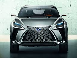 lexus malaysia head office lexus lf nx concept front spindle grille design hardware