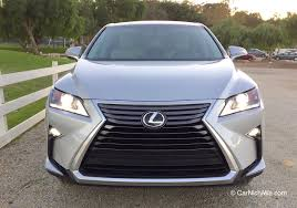lexus rx 350 blue carnichiwa 2016 lexus rx 350 review u2013 we spend a week driving