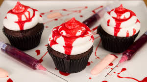 Halloween Cake Mix Cookies by How To Make Edible Fake Blood U0026 Bloody Halloween Cupcakes From