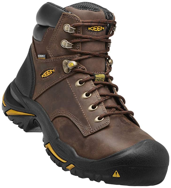 Keen Utility 1013258 Mt. Vernon 6 Inch WP 10.5 D by The Shoe Mart