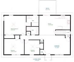 Small House Floor Plan by Best 25 One Floor House Plans Ideas Only On Pinterest Ranch