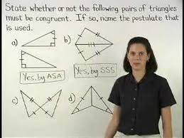 G CO    Classroom Assessments  Homework  Videos  Lesson Plans OpenEd Proving Triangles are Congruent   YourTeacher com   Math Help