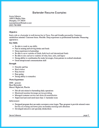sample of special skills in resume impress the recruiters with these bartender resume skills how to impress the recruiters with these bartender resume skills image name