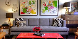 Bargain Living Room Furniture 50 Ways To Update Your Living Room For 50 Or Less Photos Huffpost