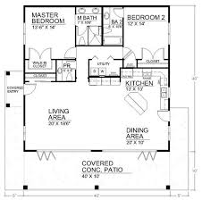 Small House Floor Plan by Best 25 Retirement House Plans Ideas On Pinterest Small Home