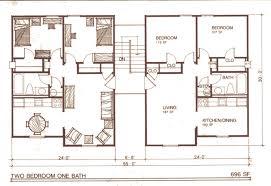 Floor Plan 2 Bedroom Apartment Campus Square Floor Plan
