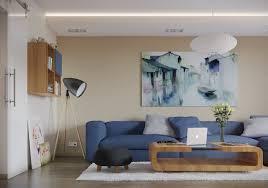 casual interior design style