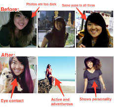 How To Choose The Best Photos For Your Online Dating Profile     Profile polish photo updates