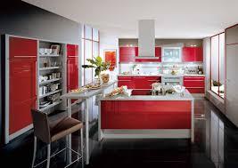 Italian Kitchen Design Kitchen Design Modern Italian Kitchen Design Red Color Modern